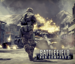 Cool Battlefield Bad Company 2 Wallpaper - BFBC2 Background Wallpaper
