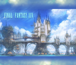 Final Fantasy Gaming Wallpaper - Best Final Fantasy XIV Concept Art Wallpaper