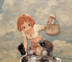 Free Last Exile Wallpaper - Premade Last Exile Anime Wallpaper