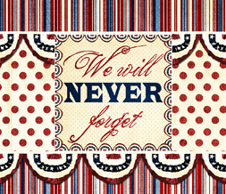 We will Never Forget Quote Wallpaper Preview
