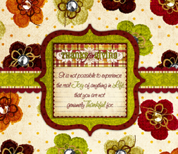 Free Thanksgiving Wallpaper Download - Fall Colored Thanksgiving Background