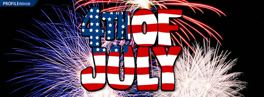 Cool July 4th Fireworks Images for Facebook