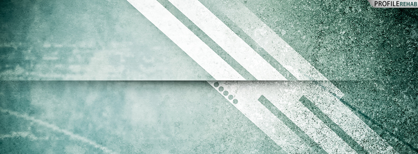 Green Abstract Facebook Cover for Timeline