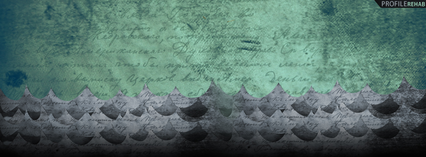 Artistic Waves Facebook Cover for Timeline