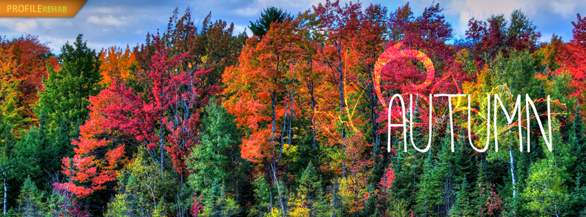Beautiful Autumn Facebook Covers - Pretty Autumn Cover Photos