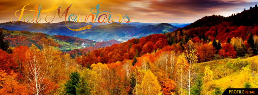 Autumn Mountains Images - Fall Mountain Pictures - Fall Mountain Pics