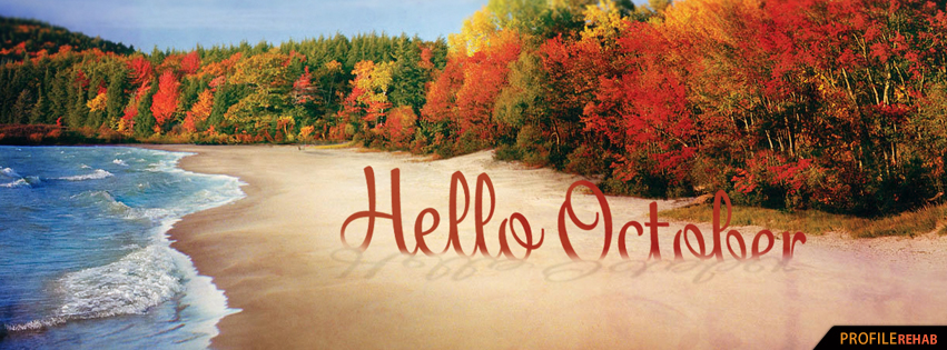 Autumn Beach Images - Fall Beach Pictures - Beautiful Fall Scenery Pictures
