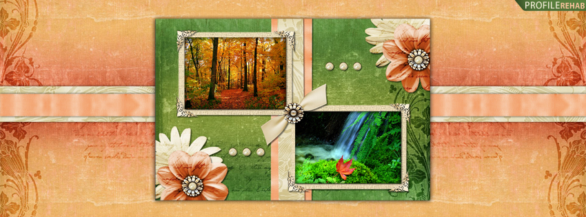 Vintage Fall Cover for Facebook Timeline