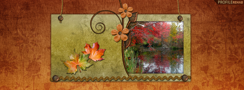 Vintage Facebook Cover - Beautiful Fall Pics for Facebook Cover