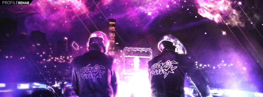 Daft Punk Timeline Cover