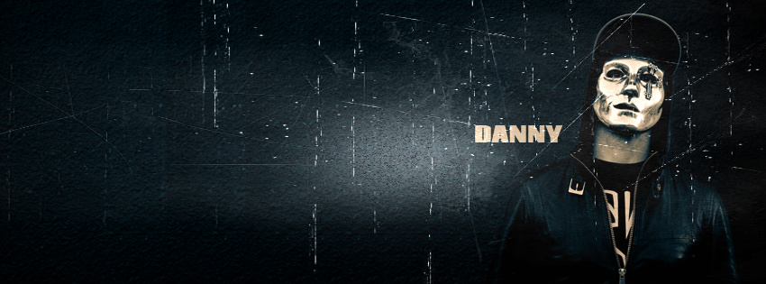 Hollywood Undead Danny Facebook Cover