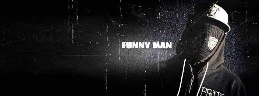 Hollywood Undead Funnyman Facebook Cover