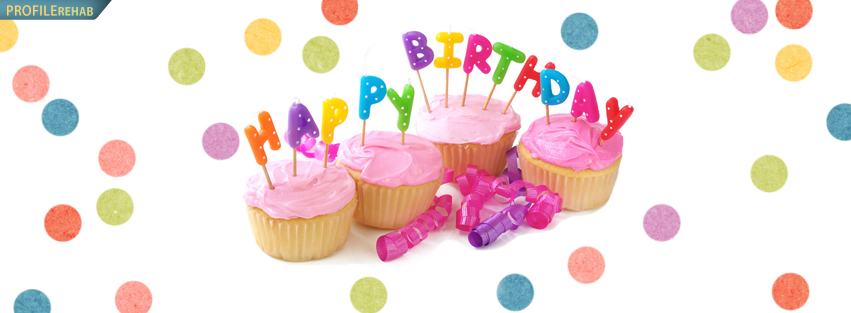Happy Birthday Facebook Cover