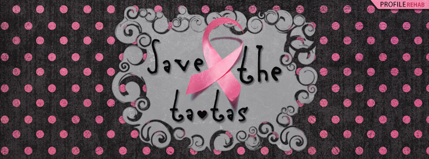Save The Tatas Facebook Cover