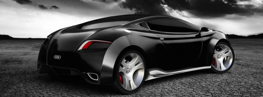 Cool Audi Facebook Cover
