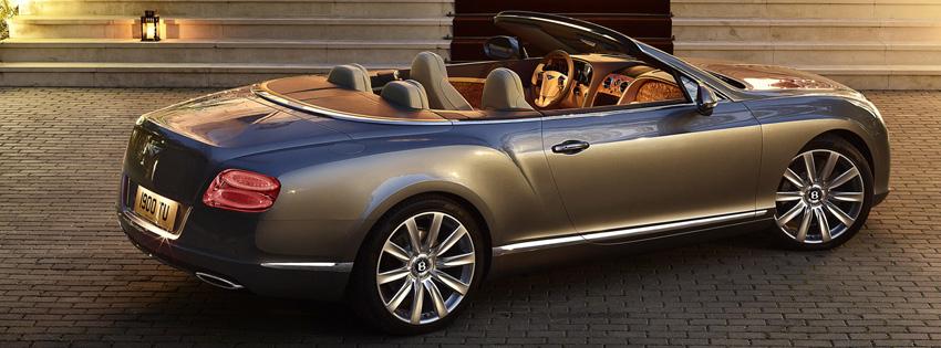 Bentley Car Facebook Cover