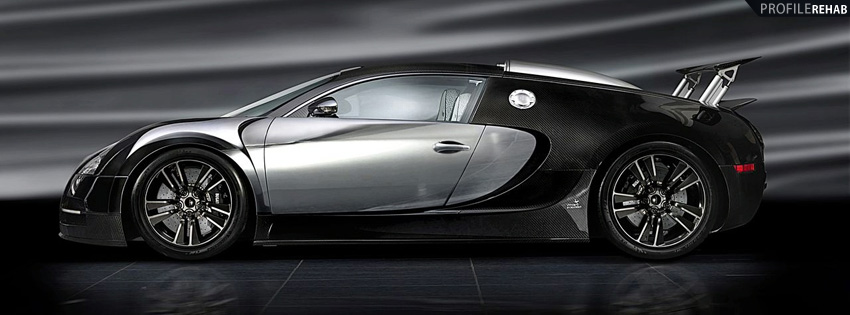 Cool Bugatti Car Timeline Cover