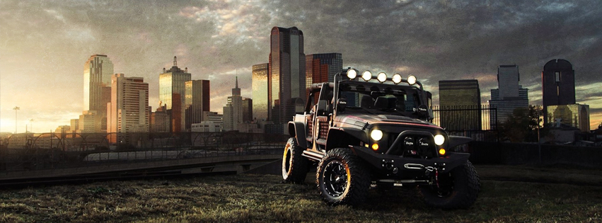 Jeep Timeline Cover