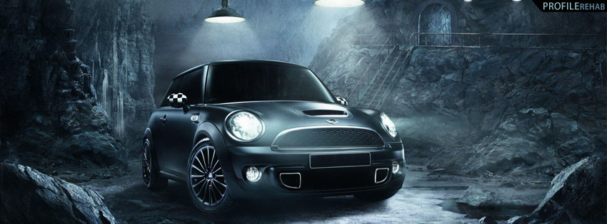 Mini Cooper Facebook Cover