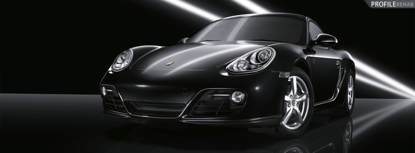Porsche Cayman Facebook Cover