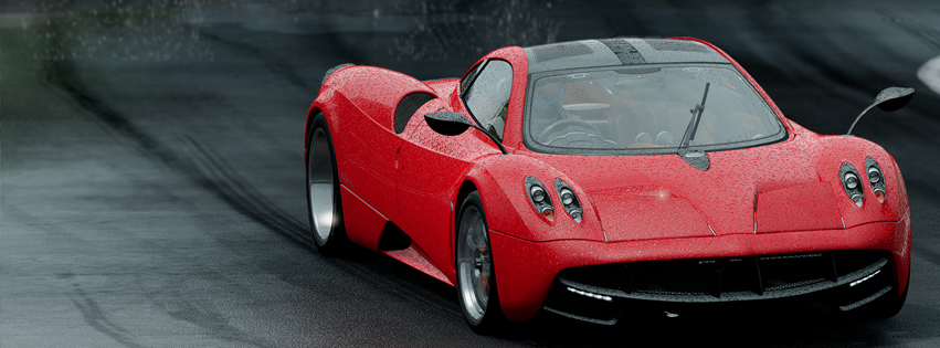 Project Cars Gaming FB Cover