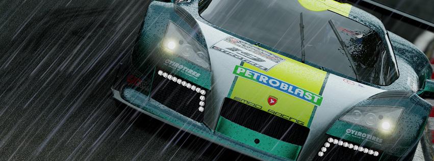 Project Cars Petroblast FB Cover