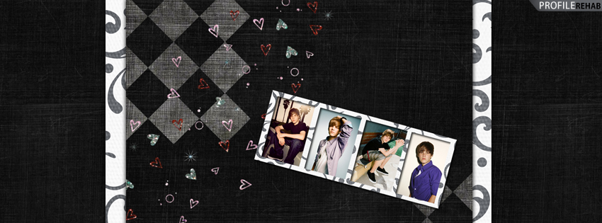 Cute Justin Bieber Cover for Timeline