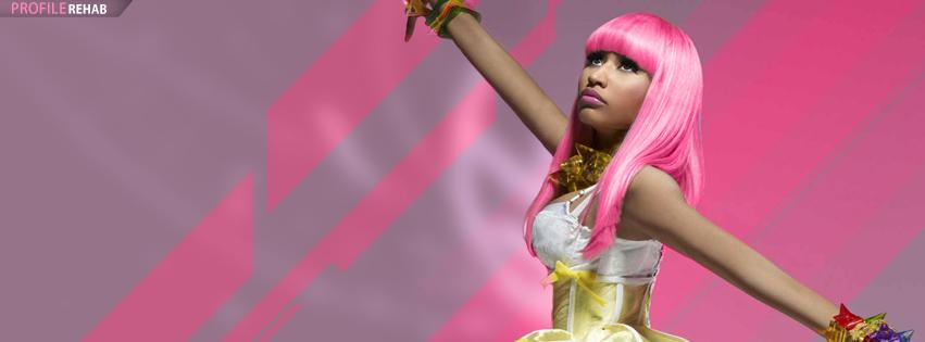 Nikki Minaj Facebook Cover Photos