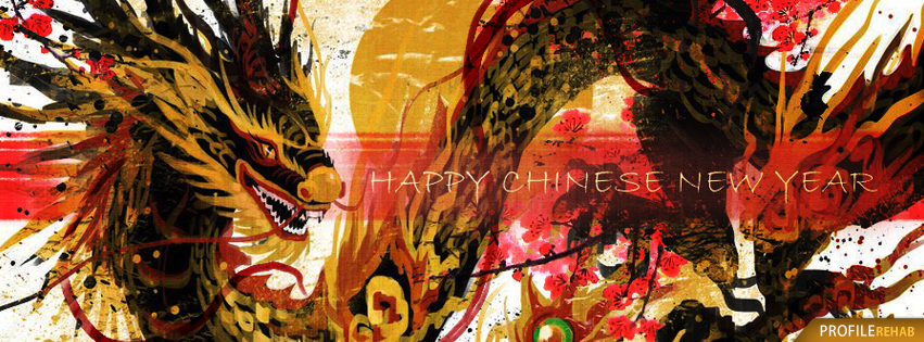 Picture of Chinese New Year Art - Chinese New Year Pics - Chinese New Year Designs for FB