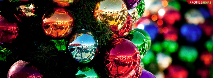 Christmas Ornament Facebook Cover - Free Xmas Images for Facebook ...