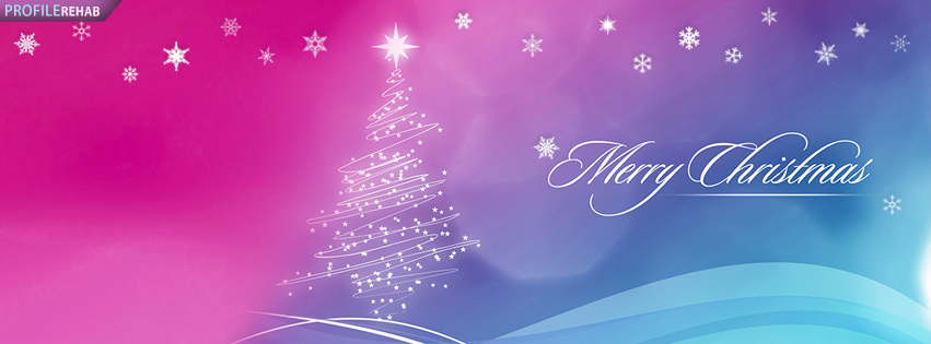 Merry Xmas Facebook Cover - Beautiful Xmas Trees Images - Christmas Tree Designs