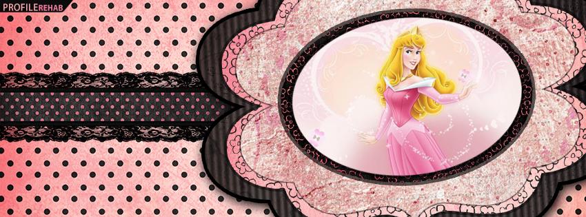 Pretty Cinderella Facebook Cover