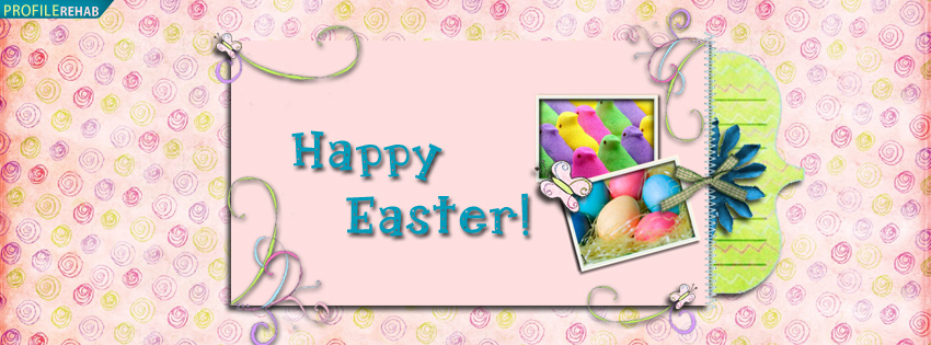 Happy Easter Facebook Cover - Happy Easter Images Free