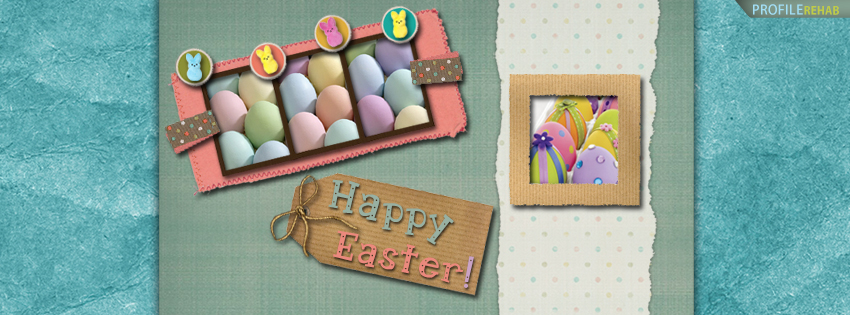 Cute Happy Easter FB Cover Pictures - Happy Easter Pics Free