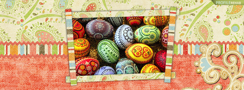 Cool Easter Egg Facebook Timeline Cover - Free Easter Photos Free