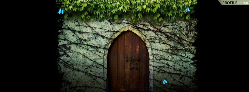 Secret Door Facebook Cover