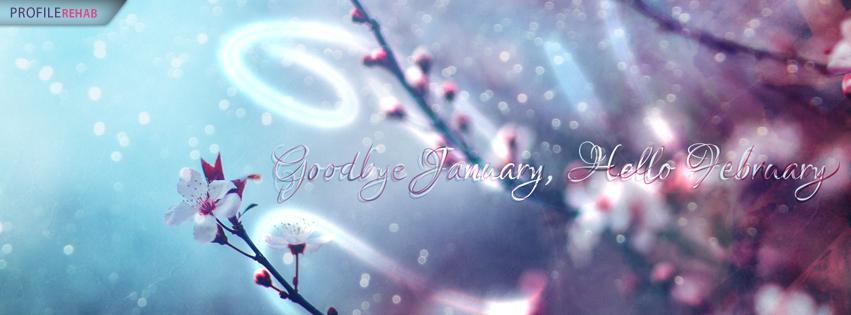Goodbye January Hello February Images -  Goodbye January Welcome February Image