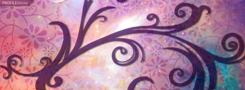 Pretty Flower Facebook Cover