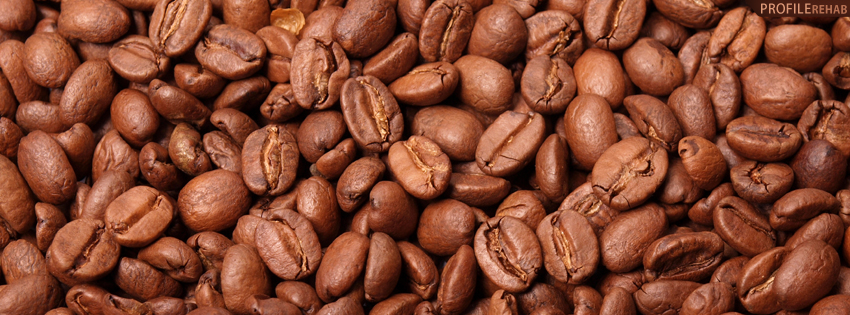 Coffee Beans Facebook Cover