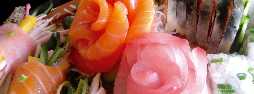 Sushi Facebook Cover Preview