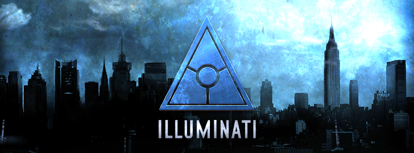 Secret World Illuminati Facebook Cover