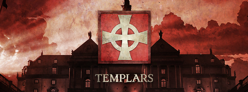 Secret World Templars Facebook Cover