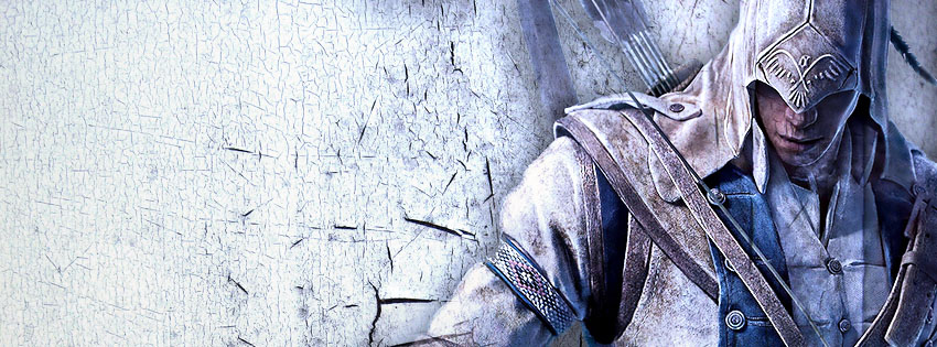 Assassins Creed 3 Gaming Facebook Cover