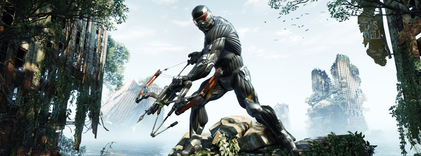 Crysis Game Cover Preview
