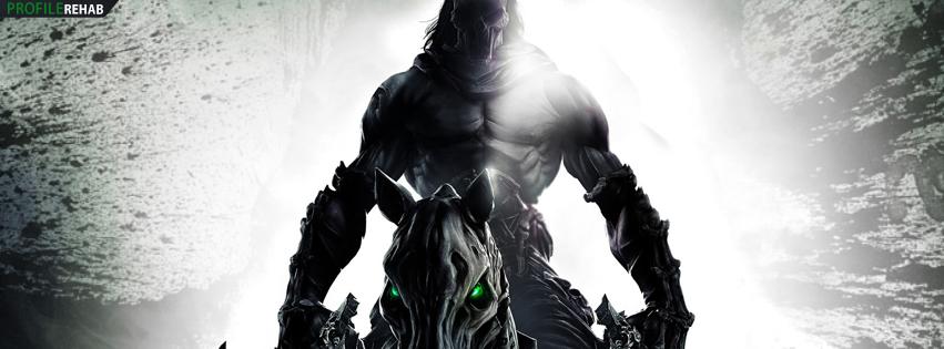 Darksiders 2 Facebook Timeline Cover