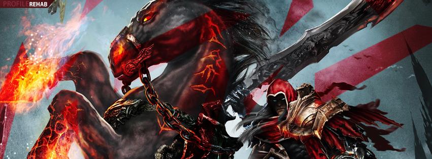 Darksiders Facebook Timeline Cover