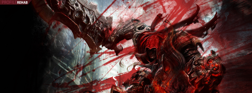 Darksiders Facebook Timeline Cover