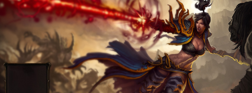 Diablo 3 Sorcerer Timeline Cover