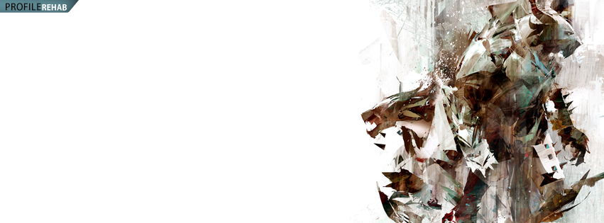 Guild Wars Grawl Facebook Cover Preview