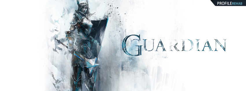 Guild Wars Guardian Facebook Cover